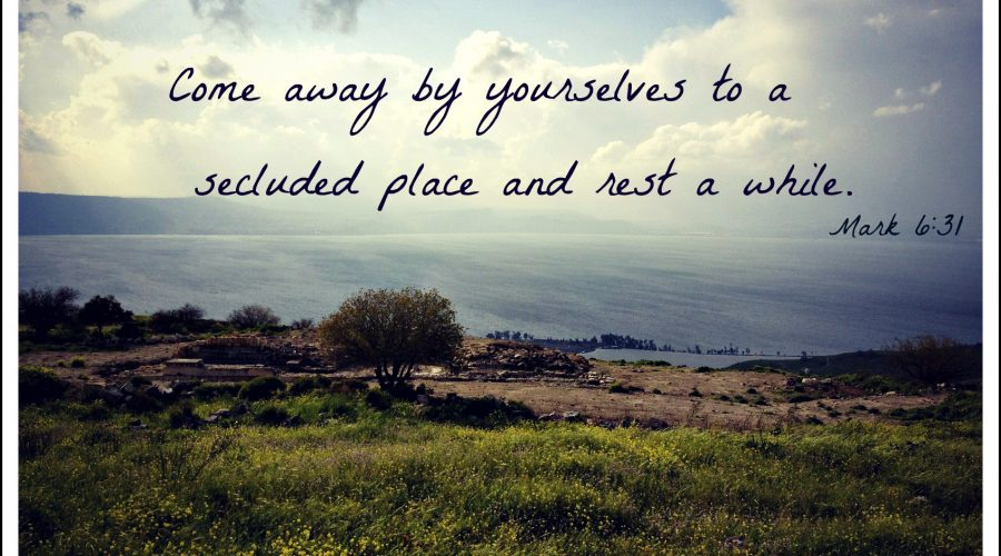 Thursday Tips: A Place to Rest